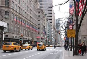 fifth avenue new york known to be a paradise for