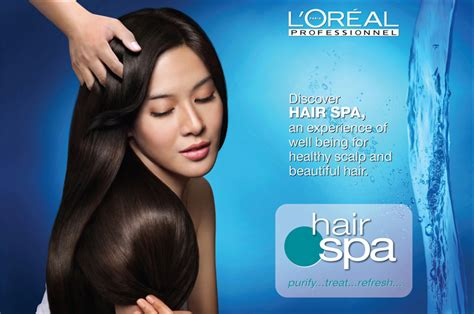 Sho Loreal Hair Spa l oreal professionnel presents hair spa range