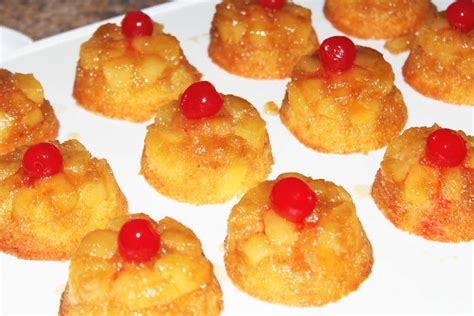 valentine s day recipe pineapple upside down cupcakes