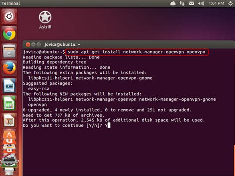 manual ubuntu network configuration astrill setup manual how to configure openvpn with network