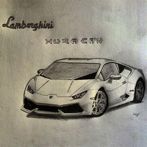 lamborghini huracan sketch lamborghini huracan lp610 4 kashyap drawings