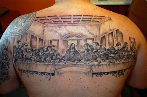 the last supper tattoo the last supper by fpista on deviantart