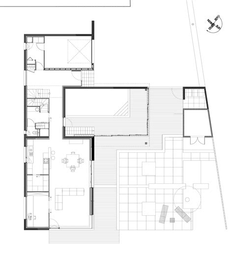 Plan Maison Tropicale Gratuit 2115 by Plan Maison Contemporaine Gratuit
