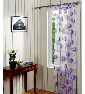door sheer curtains home dandelion door sheer curtain