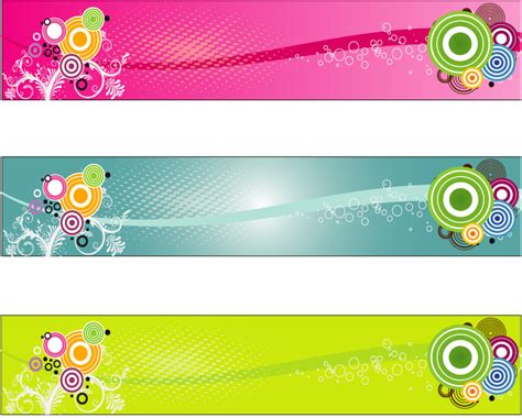 foto design flad free banner vector