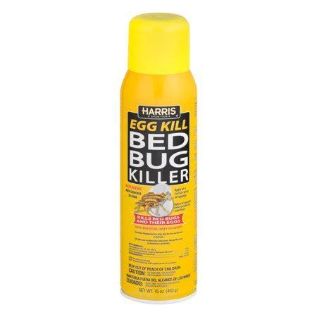 harris egg kill bed bug killer  oz walmartcom