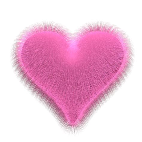 pink fluffy heart gallery yopriceville high quality