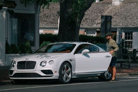 Bentley Of Manhattan Manhattan To Montauk Bentley Continental Gt Speed Review