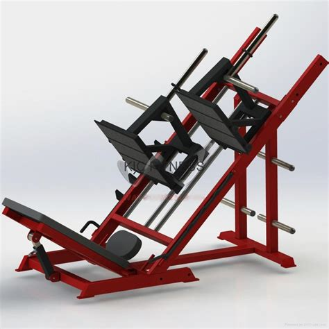 ce certificated gym80 equipment seated leg press l09