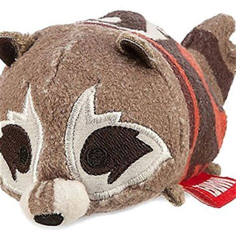 Figure Tsum Tsum Tumpuk Isi 3 Seri 8 Terbaru shop raccoon plush on wanelo