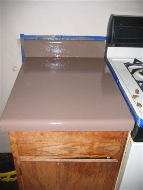 Paint Countertops To Look Like by Painting Counter Tops To Look Like Granite Thriftyfun