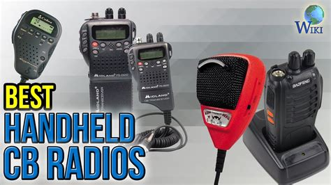 handheld cb radios  youtube