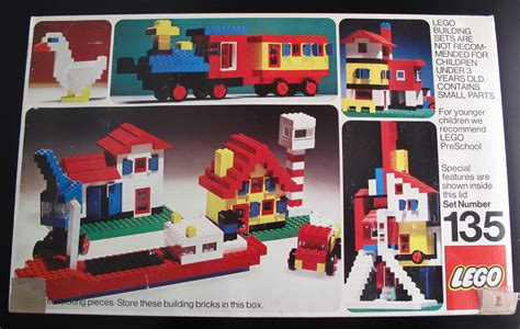 Lego 1 Set flashback lego 1976 parenting ideas