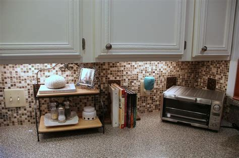 Easy Backsplash Kitchen Kitchen Tile Backsplash Do It Yourself