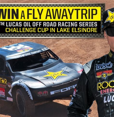 Lucas Oil Sweepstakes - rockstar lucas oil off road sweepstakes rockstar energy drink