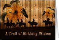 western themed birthday ecards country western birthday cards from greeting card universe