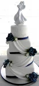 Kitchen Collection Atascadero by White Navy Blue Wedding Cakes Silver Blue White And