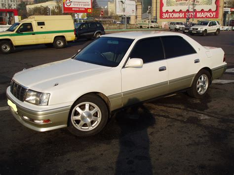 Toyota Cressida 1997 1997 Toyota Crown Pictures 3000cc Gasoline Fr Or Rr