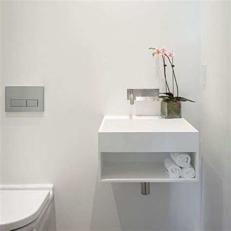 Contemporary Small Bathroom Designs - sink designs suitable for small bathrooms