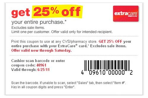 coupon code cvs prints