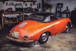 Porsche 356 Speedster 1957 Porsche 356 A 1600 Speedster Alk3r
