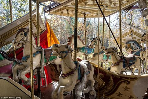 themes in the last kingdom photographer explores abandoned japanese theme park