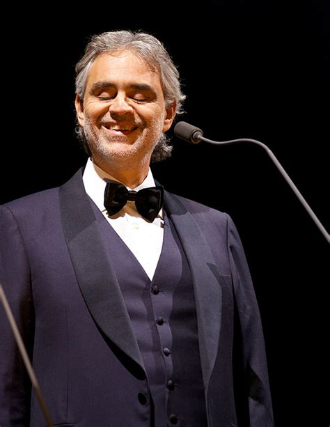 world famous singer pics andrea bocelli photos of the classical music tenor