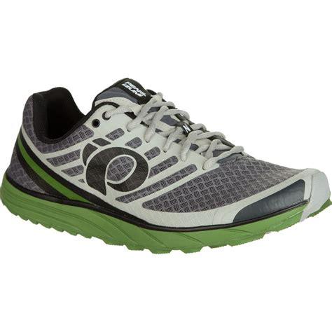 pearl izumi mens running shoes pearl izumi em trail n 1 v2 running shoe s