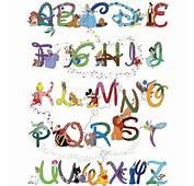 57 Best Images About Disney Alphabet On Pinterest