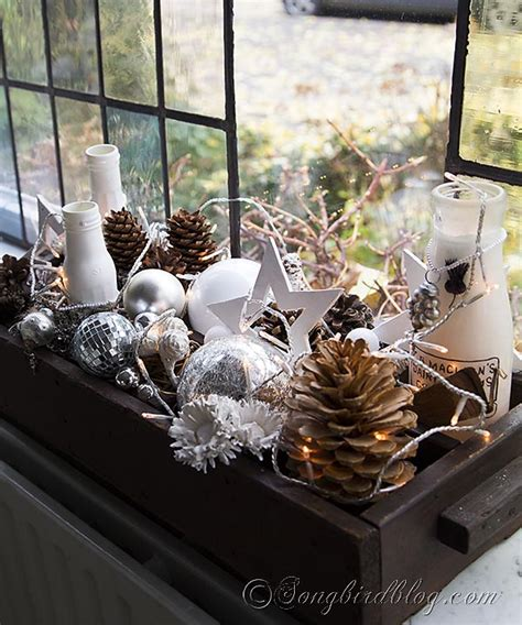 christmas decorating with natural elements 3 easy decorations