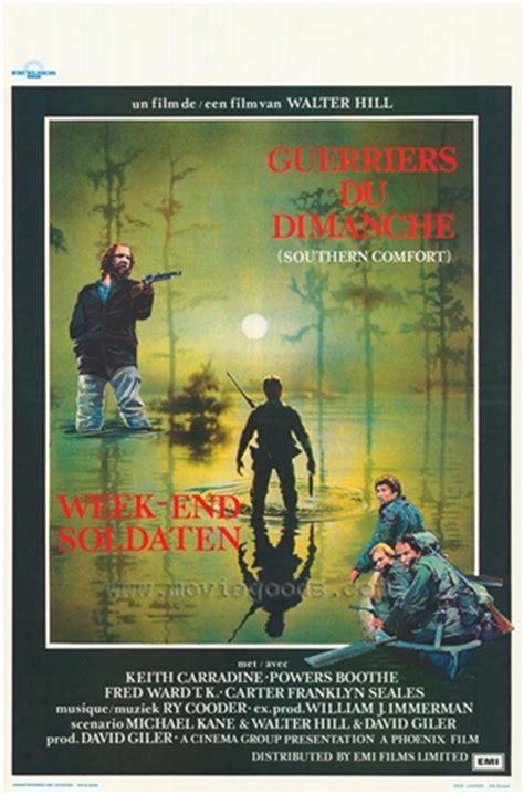 southern comfort dvd southern comfort dvd 1981 6 99 r1 usa keith carradine