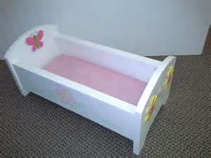 Baby Doll Cribs And Beds Items Similar To Baby Doll Bed Crib On Etsy