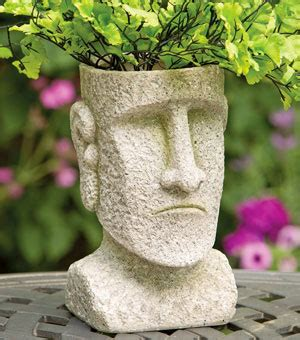 head planter pots for sale which head shaped planters to buy for growing spider plants