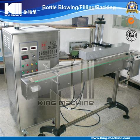 electromagnetic induction machine china automatic line electromagnetic induction aluminum foil sealing machine photos pictures