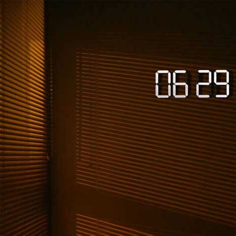 cool digital wall clocks press for time beautifully minimalist wireless oled clock