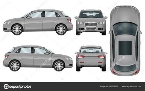 Auto Design Vorlage Suv Auto Vorlage Stockvektor 169 Imgvector 136516526