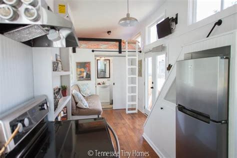 micro house music music city tiny house hits all the right notes tiny