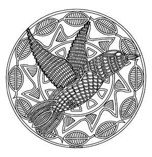 stress pattern significado en español 843 free mandala coloring pages for adults