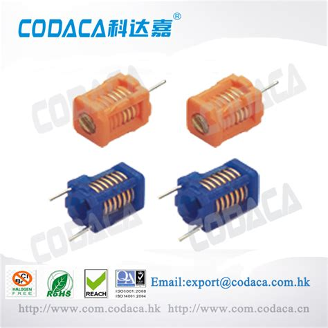 tunable inductor plastic bobbin coil inductor tunable inductive coil buy plastic bobbin coil inductor tunable