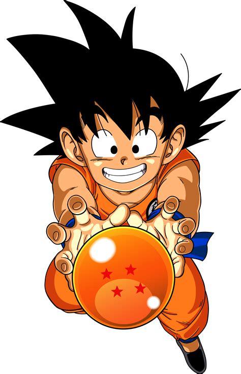 imagenes de goku niño dragonball dragon ball kid goku 6 by superjmanplay2
