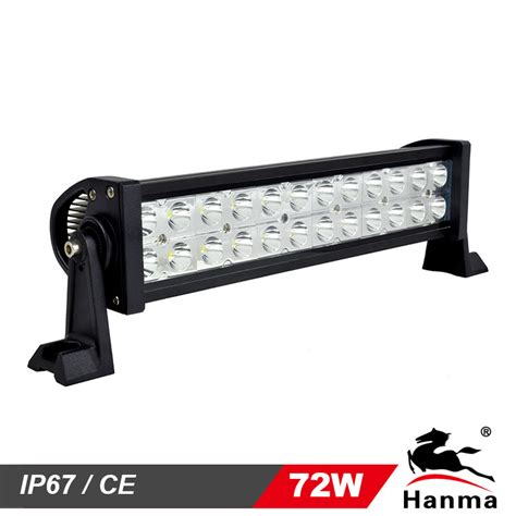 Led Light Bars China China Hanma 72w Offroad Led Light Bar Hml B272 China Led Light Bar Led Ls