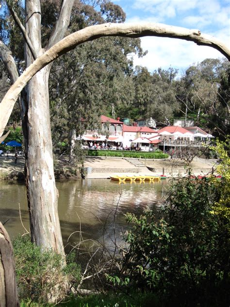 boat house melbourne a historic riverside walk fairfield boat house studley