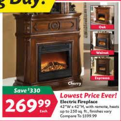 electric fireplace at big lots black friday 2011