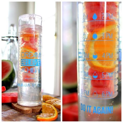 Detox Water Drink Bottle by 3 Refreshing Detox Water Recipes For Radiant Skin Tricks