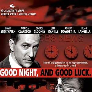 Good Night Good Luck 2005 Good Night And Good Luck Film 2005 Allocin 233