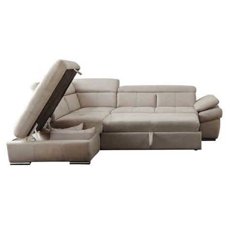 divano letto angolare collezione gransofa pelle divano letto angolare shop