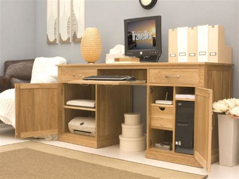 home office desks with storage home office desk storage solutions decoist