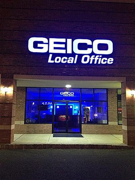 Geico Office Locations by Geico Insurance Local Office In Hamilton Nj 08619