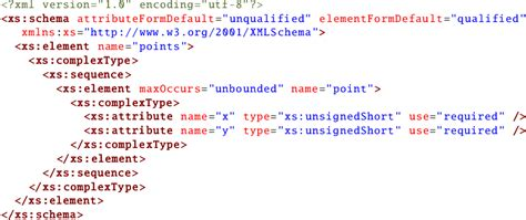 Best Red Color by Listings Xml Syntax Highlighting Tex Latex Stack