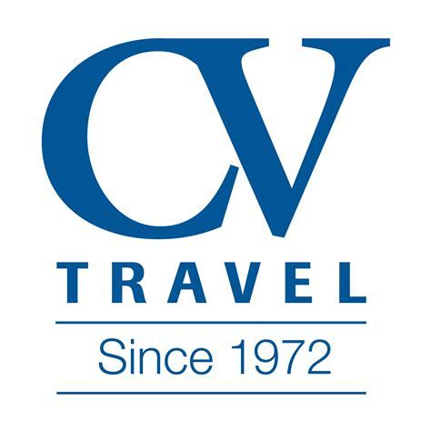 cv travel logo
